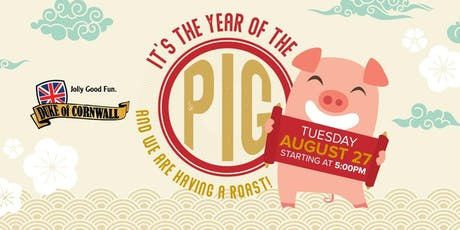 Pig Roast at Duke of Cornwall tickets