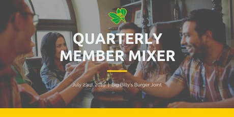 July Member Mixer tickets