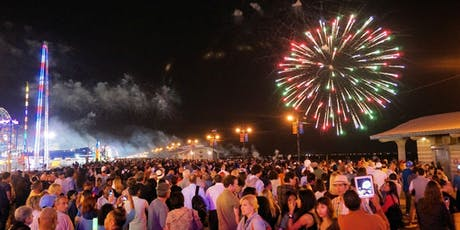 Coney Island Scavenger Hunt & Fireworks tickets