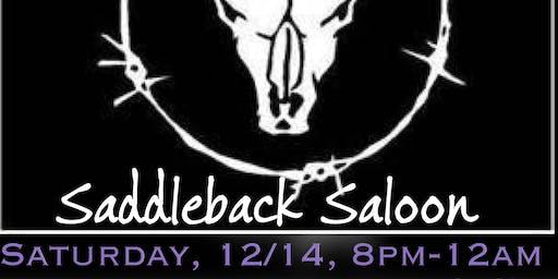 The Samy Jo Band at Saddleback Saloon