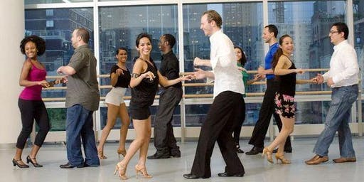 Salsa & Bachata Lesson (includes entry to after party)