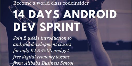 14 Days Android Dev Sprint