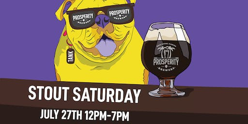 Stout Saturday at Prosperity Brewers
