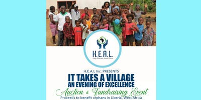 HEAL Presents: An Evening of Excellence