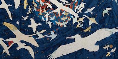 Artist Talk and Reception for Gretchen Scharnagl: Migration