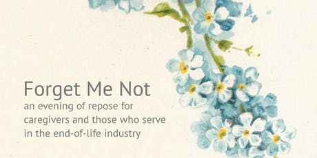 Forget Me Not tickets