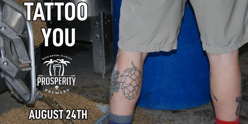 Tattoo You at Prosperity Brewers Day 1