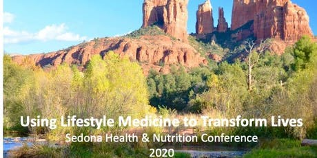 Sedona Health & Nutrition Conference 2020 tickets