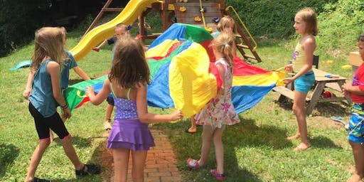 Kids Yoga, Nature, and Art Summer ONE Day Camp