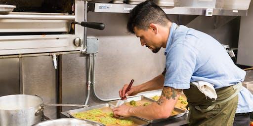 Farming Hope Fundraiser: October Guest Chef Dinner featuring Shrawan Nepali
