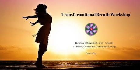 Transformational Breath Workshop tickets