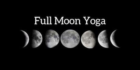 Full Moon Yoga tickets