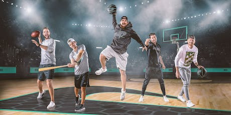 Dude Perfect / VIP Volunteer Event Staff tickets