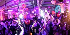 Mega New Year's Eve Party