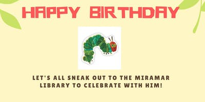 Hungry Caterpillar Birthday Celebration