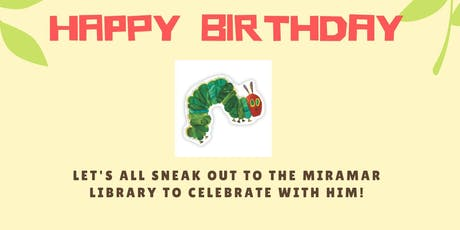 Hungry Caterpillar Birthday Celebration tickets