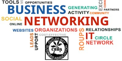 CBBA BUSINESS NETWORKING LUNCHEON 8-8-2019