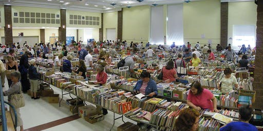44th Annual Friends of C.H.Booth Library Sale