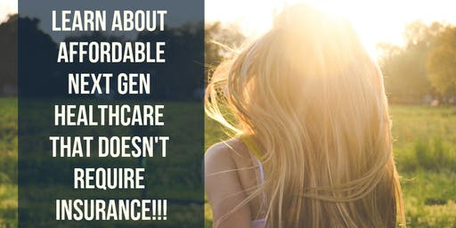 Learn About Affordable Healthcare That Doesn't Require Insurance!