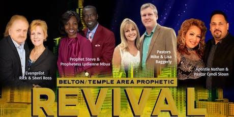Belton/Temple Area Prophetic Revival tickets