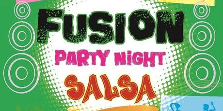 Fusion Unico Party Night tickets