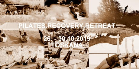 PILATES.RECOVERY.RETREAT tickets