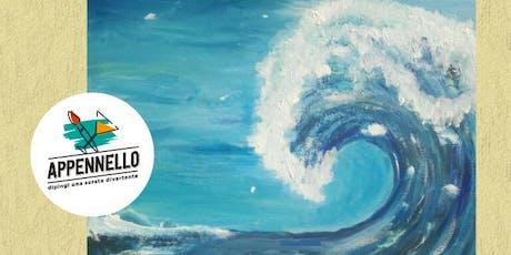 La grande onda: aperitivo Appennello a Jesi (AN) biglietti