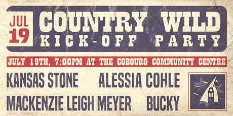 Country Wild Kick-Off Party tickets