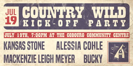 Country Wild Kick-Off Party