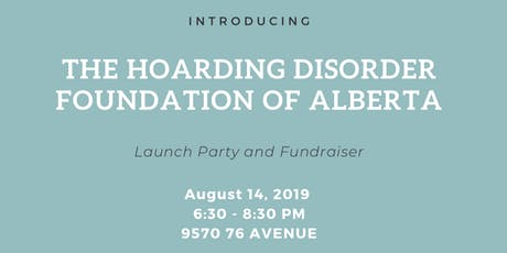 Hoarding Disorder Foundation Fundraiser tickets