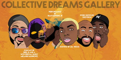 Collective Dreams -  Official Art Showcase Brought to You by EndVision. tickets
