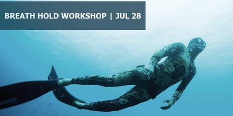 Breath Hold Workshop for Freediving tickets