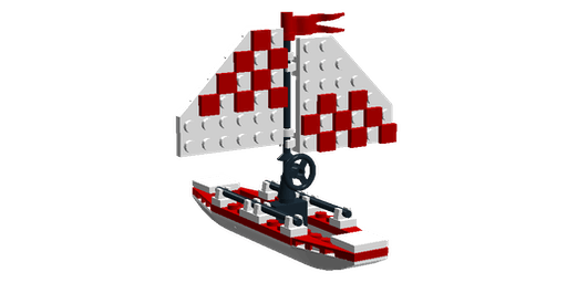 LEGO® Sailboat Make-and-Take