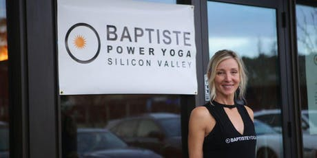 Baptiste Power Yoga tickets