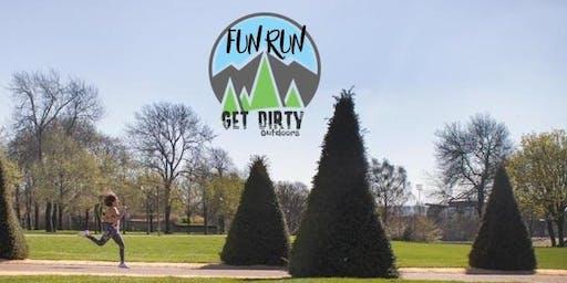 First Get Dirty Fun Run