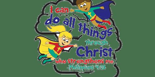 2019 I CAN DO ALL THINGS THROUGH CHRIST 1M, 5K/10K, 13.1/26.2 - Philadelphia