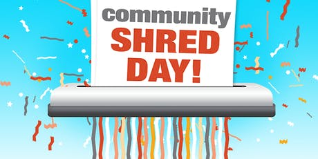 Shred Event and Open House tickets
