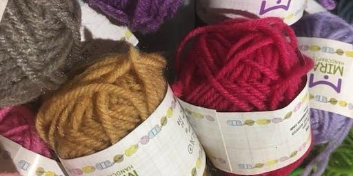 Kip's Hooked on Crochet Class