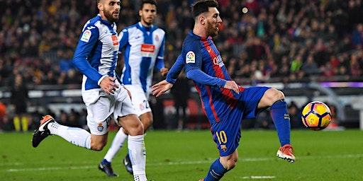 2020 Derbi barceloní Barcelona v Espanyol 2 New Orleans Watch Party