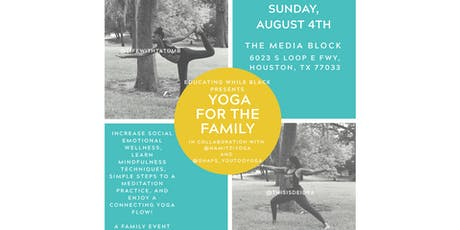 Yoga for the Family tickets