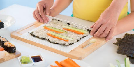 Cook With Your Kid: SUSHI- Just Roll With It! tickets