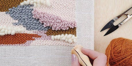 Punch Needle Workshop with Chelsea Virginia tickets