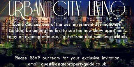 Urban City Living Presents tickets