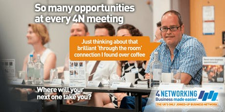 4N Business Networking Wakefield tickets