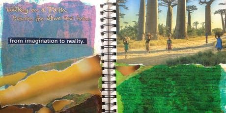 Visual Journaling: Self-Discovery through Creative Play, Oct.19 - Nov. 9 tickets