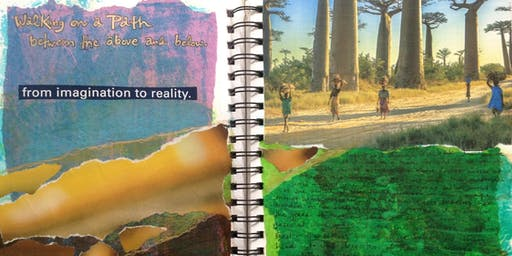 Visual Journaling: Self-Discovery through Creative Play, Oct.19 - Nov. 9