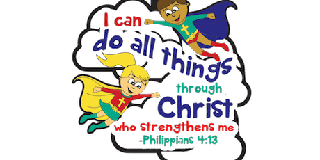 2019 I CAN DO ALL THINGS THROUGH CHRIST 1M, 5K/10K, 13.1/26.2 - Oakland tickets
