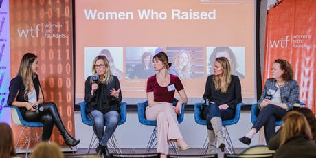 The 2.5 %:  Secrets from Women who Beat the Odds and Raised VC Funding tickets