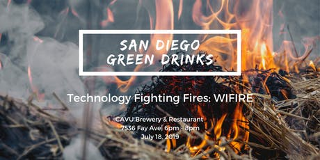 Technology Fighting Fires: WIFIRE tickets