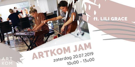 ARTKOM JAM  tickets